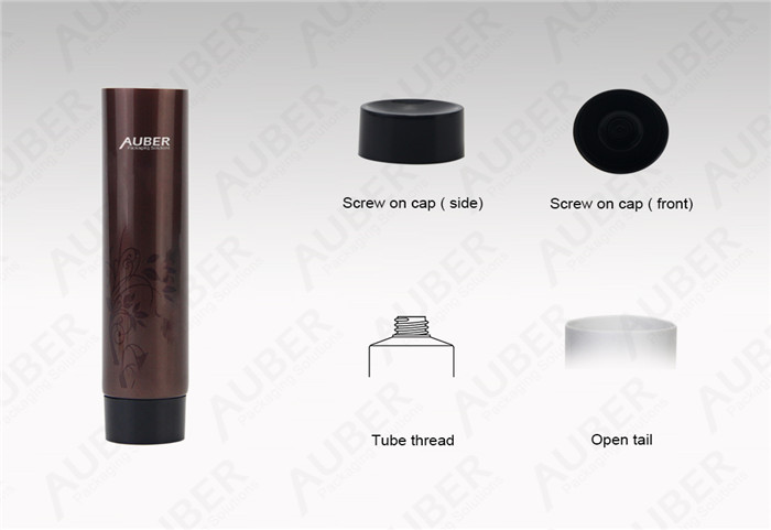 D35mm Organic Skincare Product Packaging With Flip Top Cap: 1. Round tube is the most common and competitive tube type in tube packaging industry, which is widely used for all kinds of different products like SKINCARE, HAIRCARE, FOOD, MEDICINE, INDUSTRY ETC. 2. Tubes can be customized to different tube material, shape, colors and printing ways. Check what Auber can do here:https://www.cosmetic-tube.com/rd 3. Multiple caps optional for different designs. Usage: eye essence, hand cream, lotion, cream, washing foam, personal care products, household products, adhesive, fluid candy, sauce, and oils packaging.