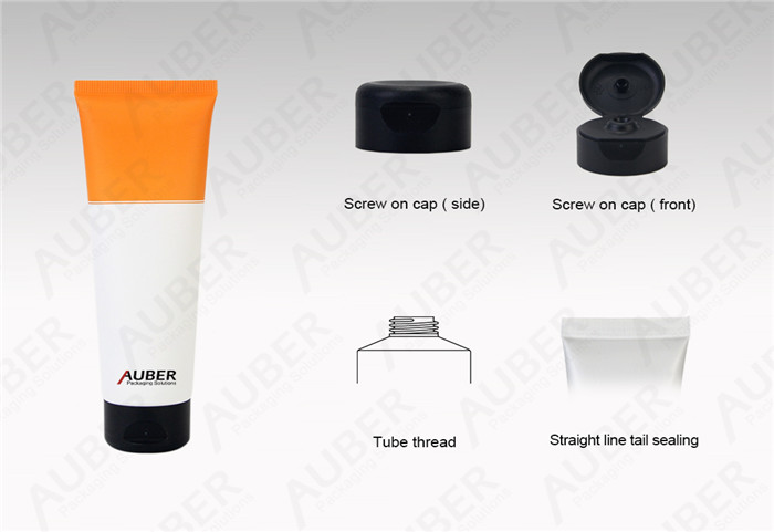 Cleanser Squeeze Tubes