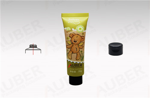 Cosmetics Tubes Manufacturers Dia.25mm Lovely Plastic Tube for Baby Care Product