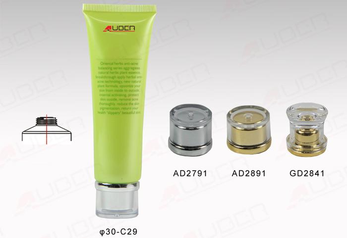 Auber 30mm Empty Oil Paint Tubes