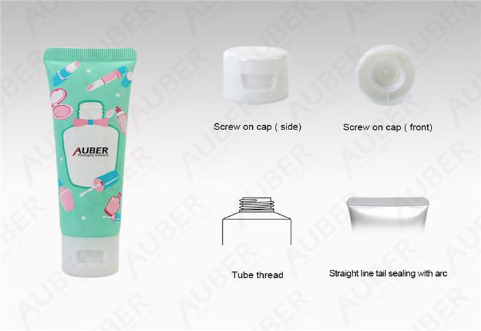 Hand Cream Tube Cosmetic Packaging