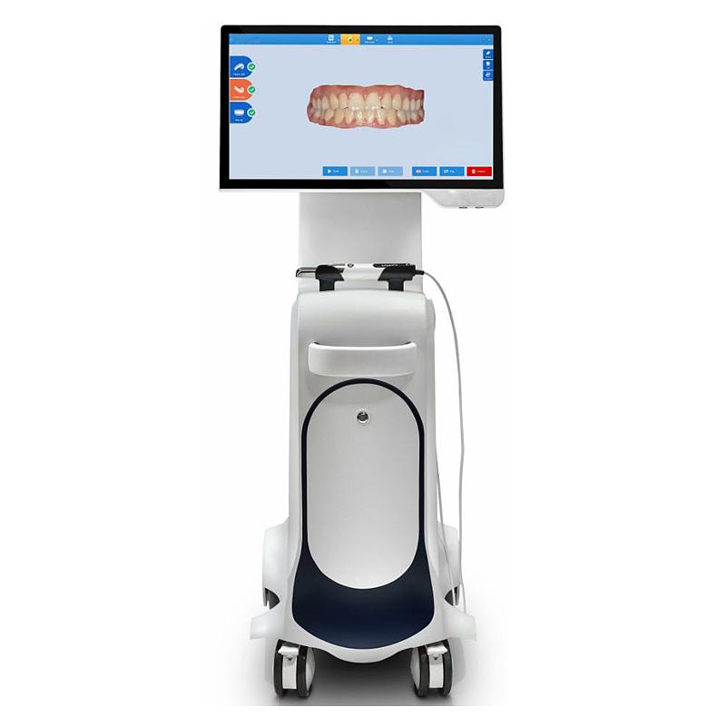 Tandheelkundige 3D intraorale skandeerder, skandeerder intraorale 3D