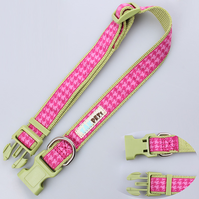 factory personalized dog collar