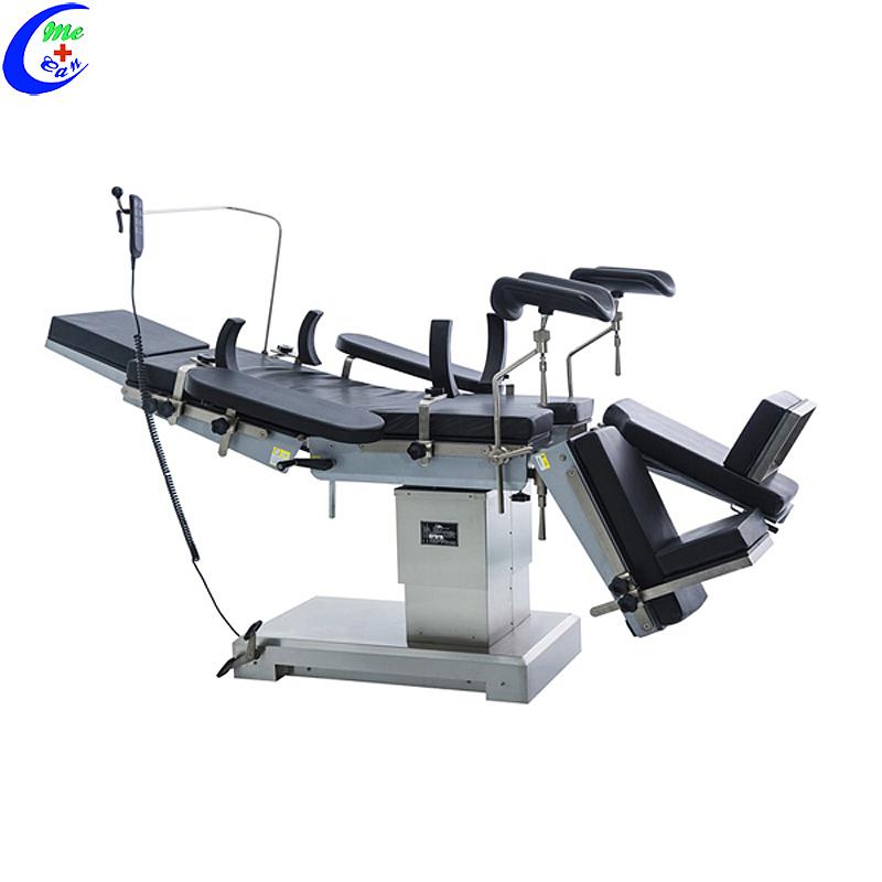 Mediese multifunksionele elektriese ortopediese chirurgiese tafel van vlekvrye staal