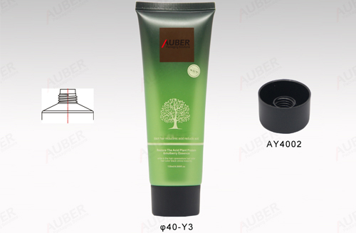 Chinese Cosmetic Squeeze Tubes for 60ml ~ 150ml