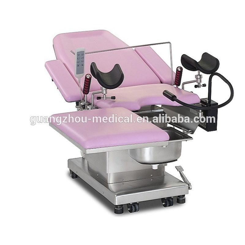 MCOT-204-1G Elektriese Ginekologie-ondersoek en operasietafel