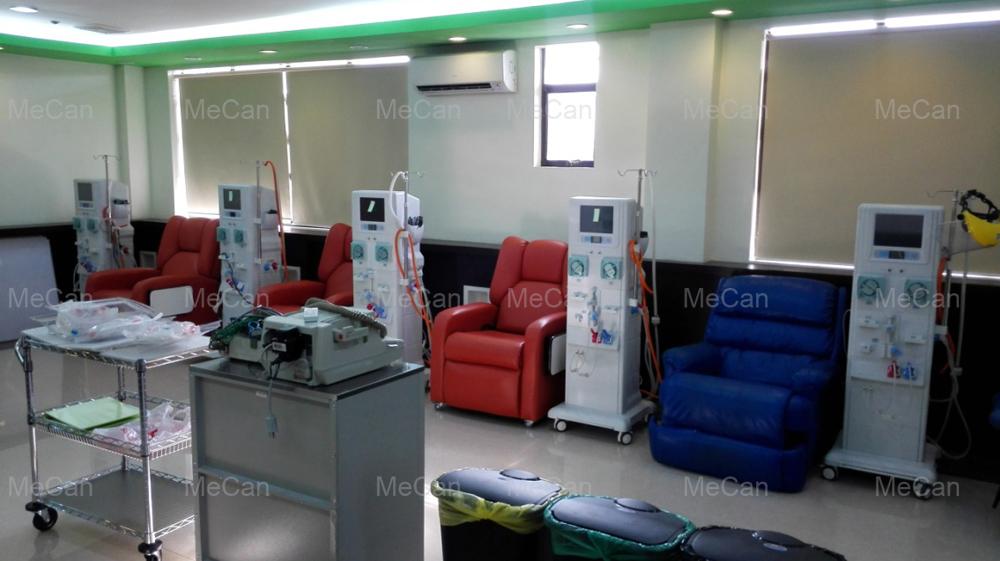 Double Pump Hemodialyse Machine Hemodialysis Machine 14