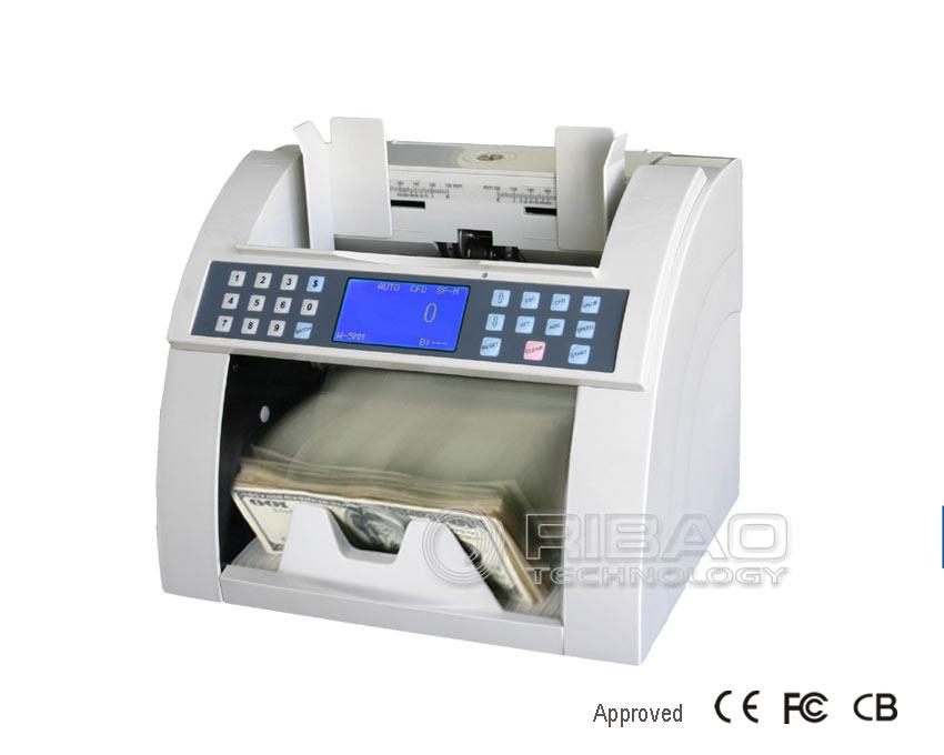 Professionelle Banknotenzähler BC-2000V