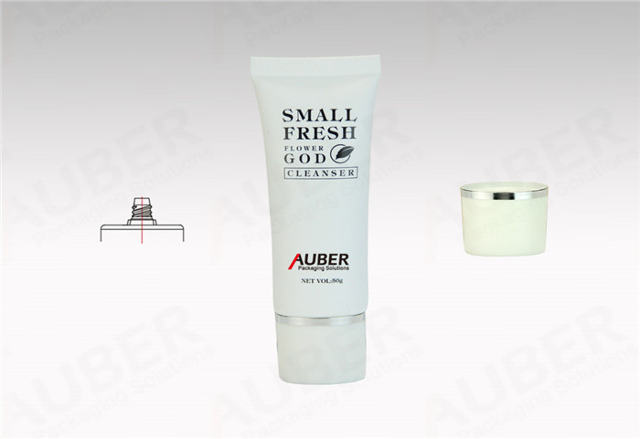 Auber 30mm Oval Cleanser Tubes flat packaging