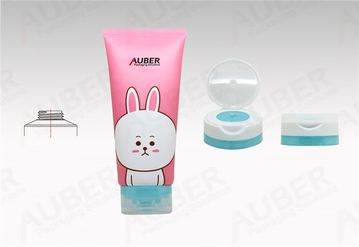 Baby Body Shampoo Tube in Dia.50mm with Multi-Direction Cap