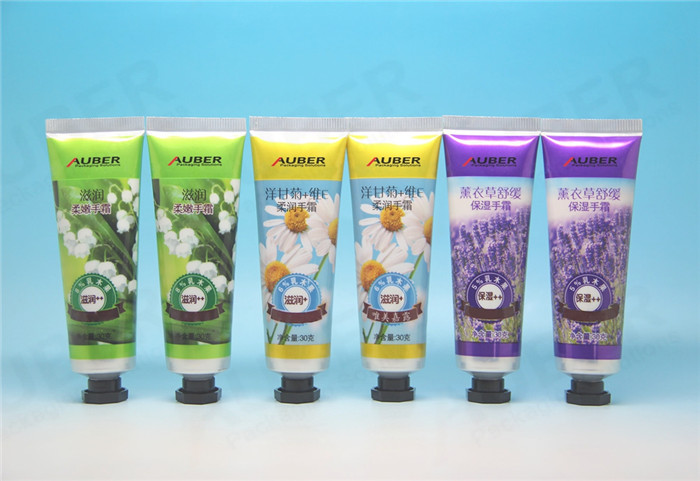 Skincare Polyfoil Tubes for hand cream