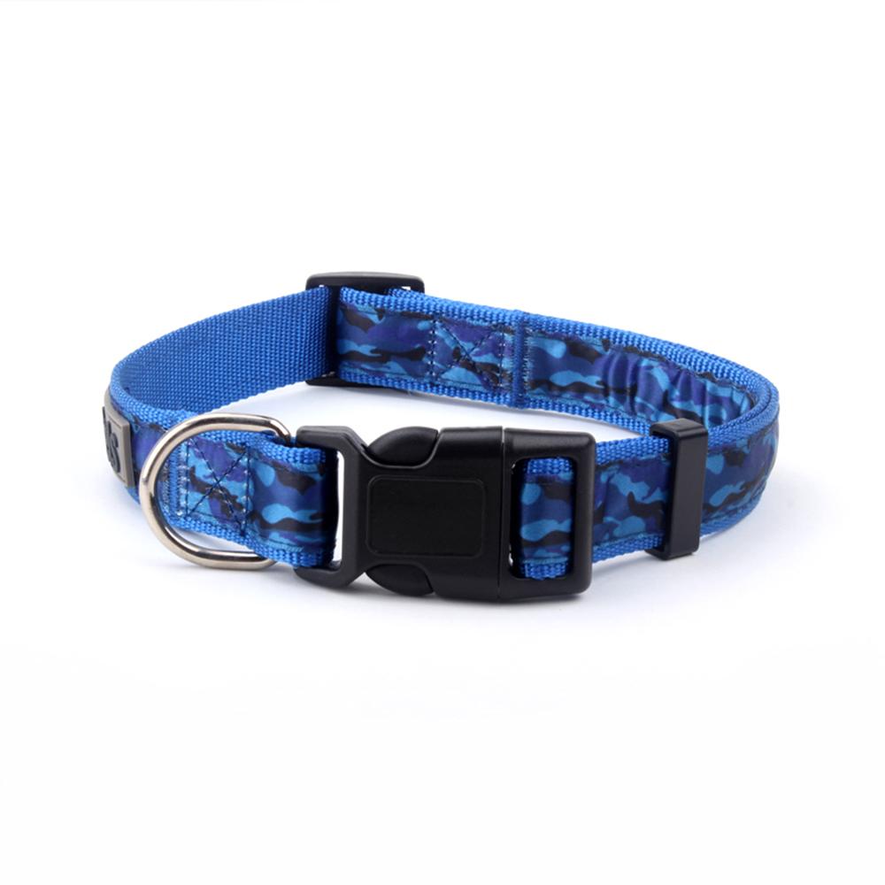 Durable Dog Collars: Wholesale Nylon Ribbon Dog Collars For Dog-QQpets