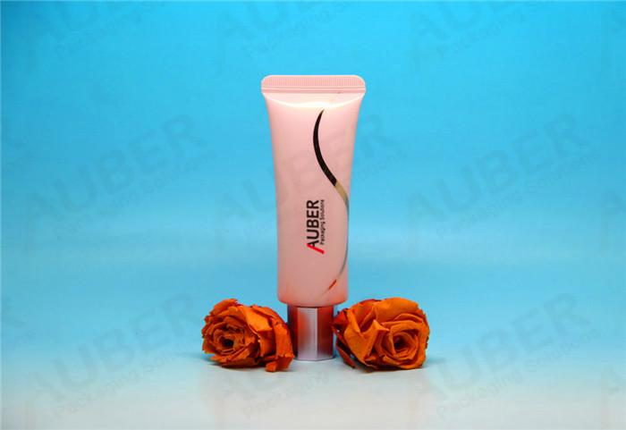 D25mm Plastic Cosmetic Nozzle Tubes