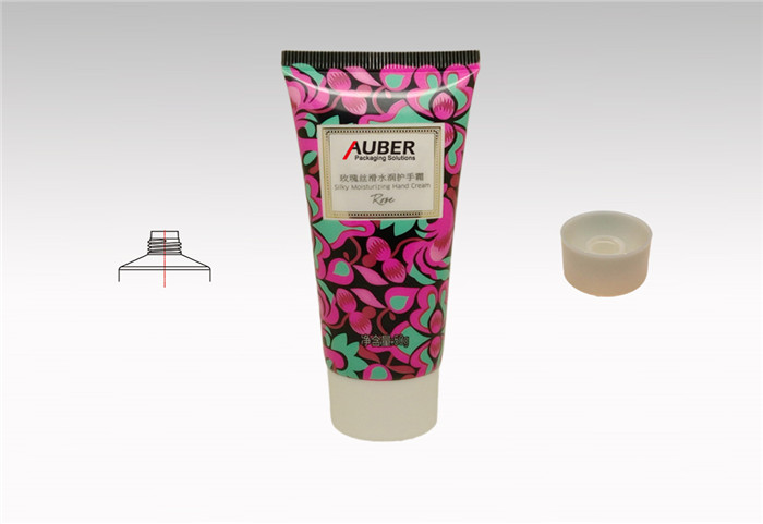 Plastic Tube Packaging with Excellent Offset Printing for Facial Mask