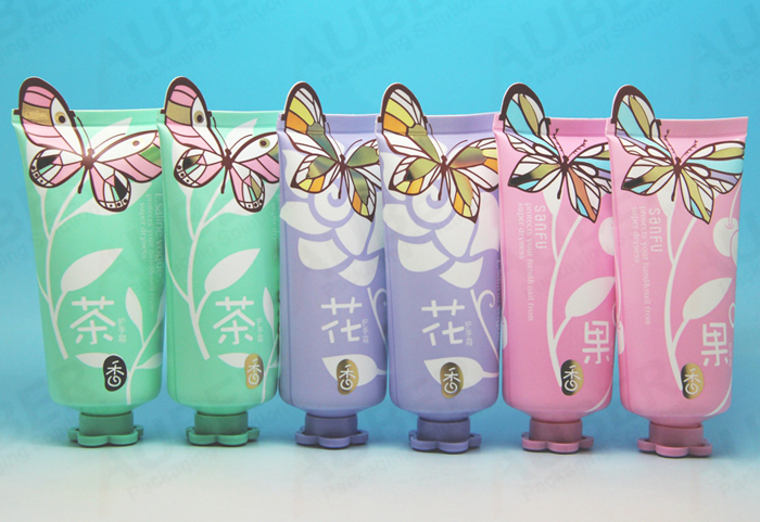 Cosmetic tube for children and baby