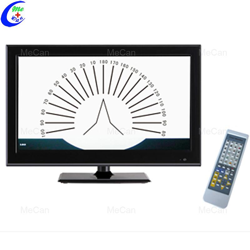 Дыяграма бачання 23-цалевага ВК-манітора плоскага экрана, манітор дыяграм