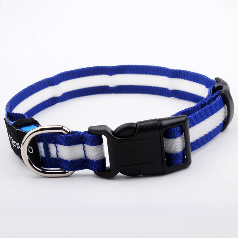 flashing dog collars wholesale