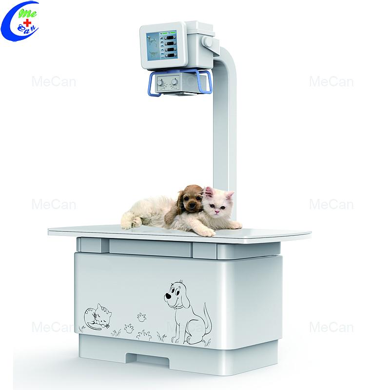 نظام التصوير الشعاعي الرقمي للحيوان ، آلة الأشعة السينية الرقمية البيطرية 25KW