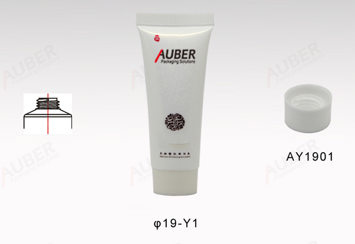 White Squeeze Plastic tubes   for lotion 5ml|20ml|25ml