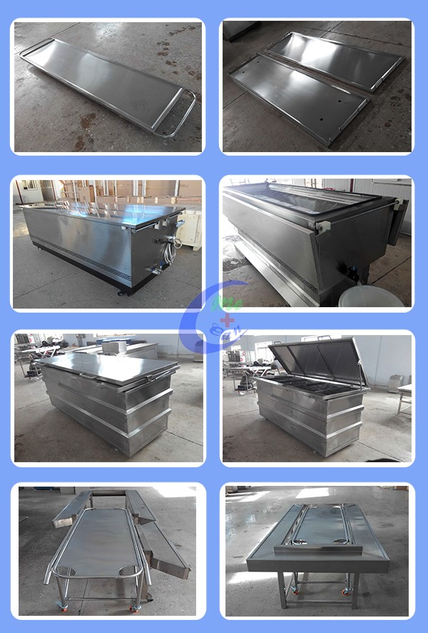 pictures of other morgue equipment