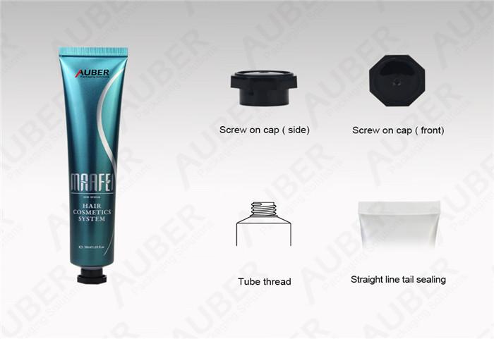 High Glossy Skin Care Laminated Tube