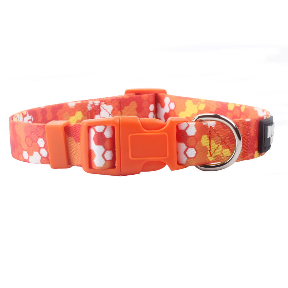 Personalized Pet Collars: New Style Custom Logo Pet Collars Factory-QQpets