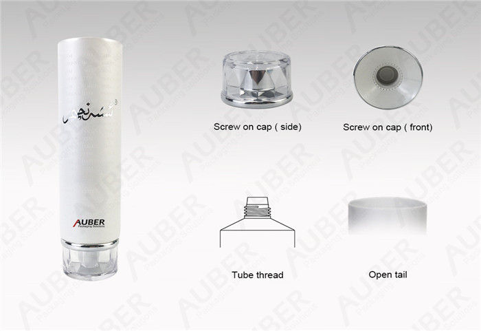 Cleanser Cosmetic Tubes