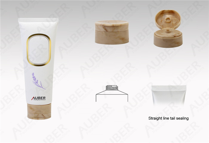 Gold Hot Foil Cosmetic Tube Manufacturer