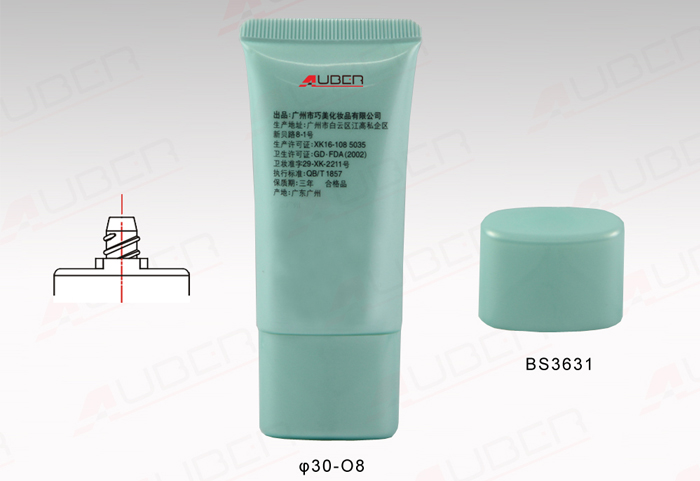 This is a D30mm Oval Gel Tube.