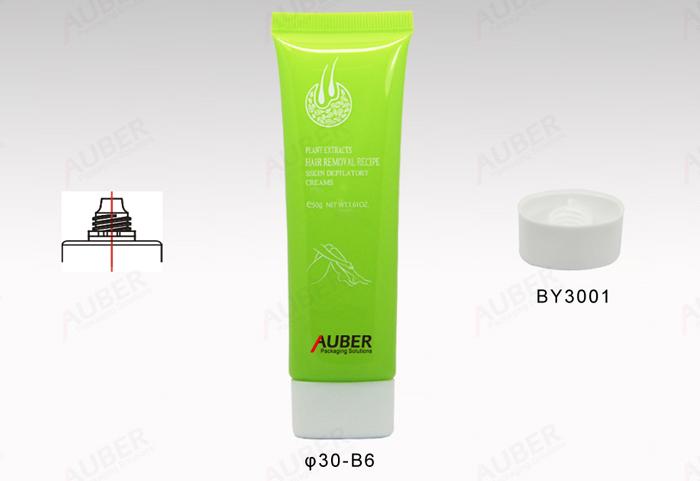 D30mm Plastic Tube Oval