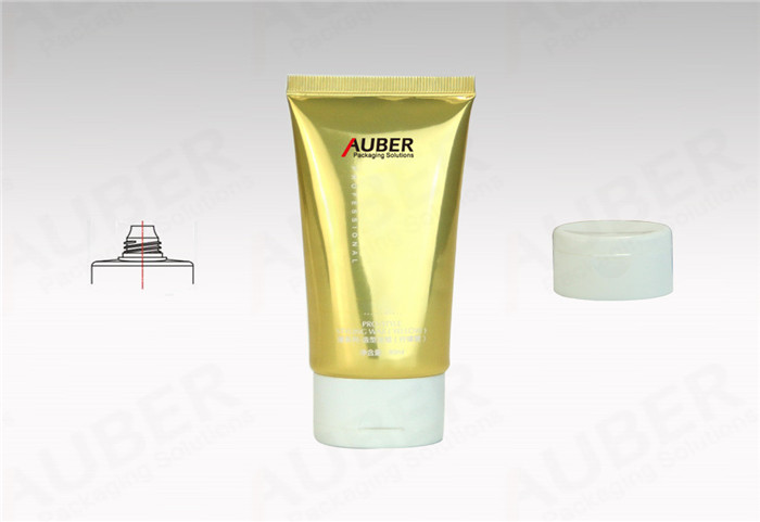 Auber D40 Oval High Glossy Empty Cosmetic Tubes