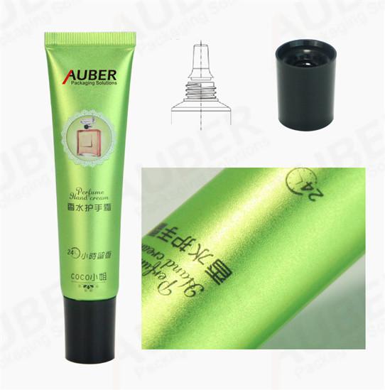 Auber Green Plastic Tubes