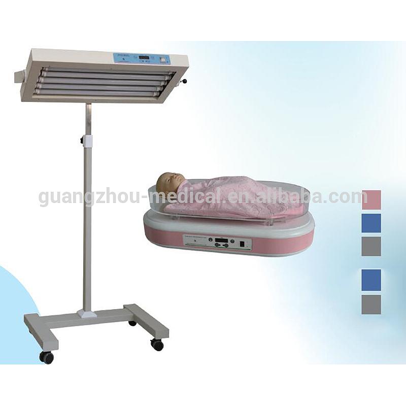 Fototerapie-eenheid vir babas Pasgebore baboterapie-lamp