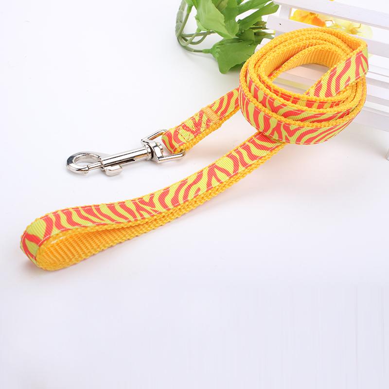 Dogs Leash Manufacturer: Best Selling Nylon Dogs Leash Custom Logo