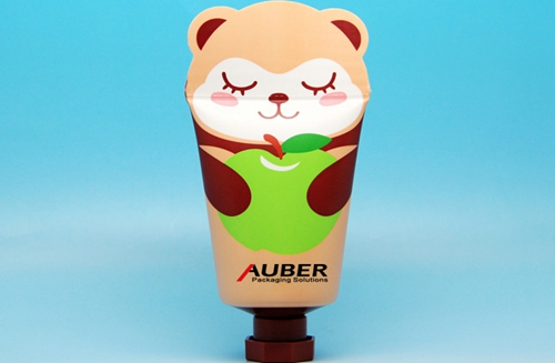 Skincare tube packaging for young generation