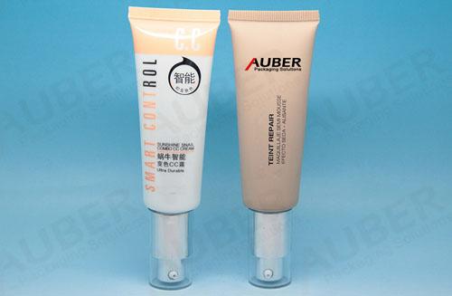 Airless Pump Tube for BB Cream   CC cream   Lotion