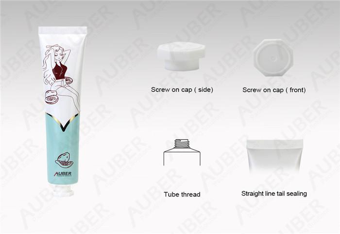 Paw Paw Hand Cream Aluminum Cosmetic Tubes