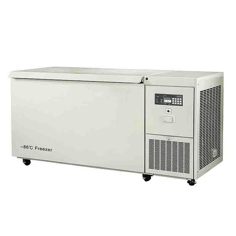 -86 درجة مختبر ثلاجة عميقة الصدر فائقة منخفضة درجة الحرارة مختبر الفريزر