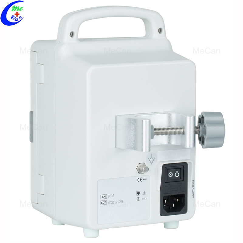 Medical Equipment Portable Automatic Infusion Pump for Hospital ICU CCU