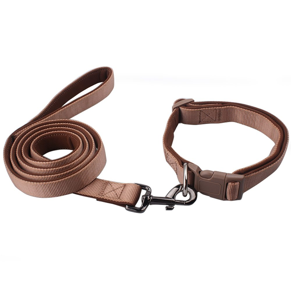 Padded Dog Collars Leads: Wholesale Padded Dog Collars Leads Factory-QQpets