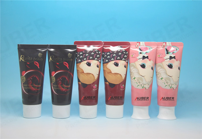 Personal Care Polyfoil Tubes