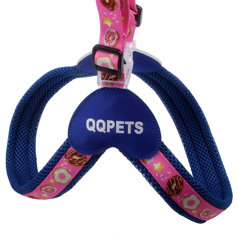 air mesh dog harness