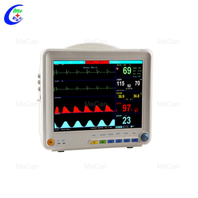 12,1 duim pasiëntmonitor met meer parameter
