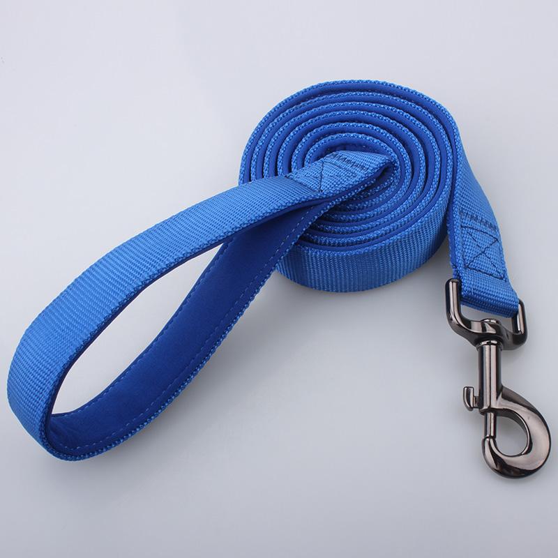 Padded Handle Dog Leash: Padded Handle Dog Leash Manufacturer-QQpets