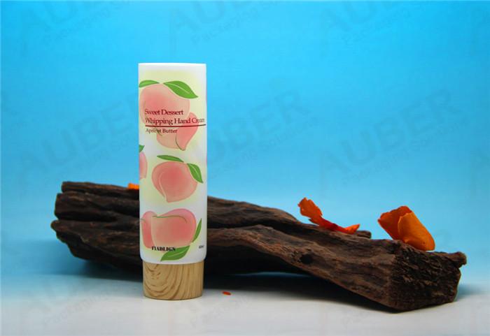D40mm Skin Care Plastic Tube Packaging for Hand Cream
