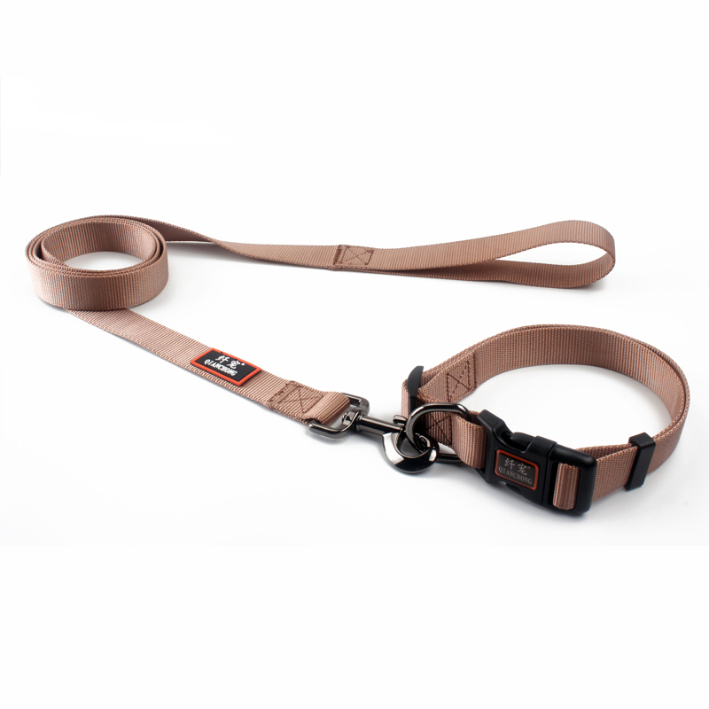 Nylon dog collar & leash – QQPETS Retail Products
