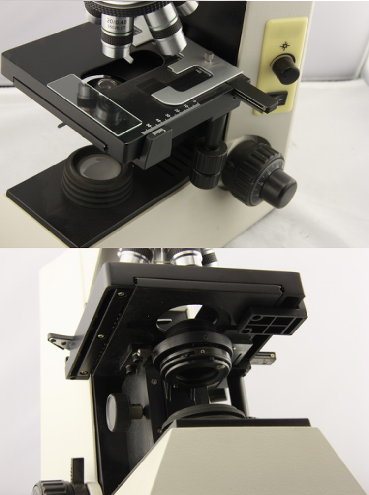electric microscope