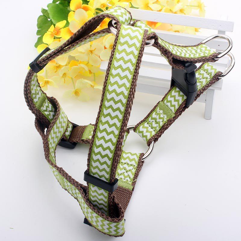 Custom Dog Harness: Best Quality Manufacturer Nylon Dog Harness-QQpets