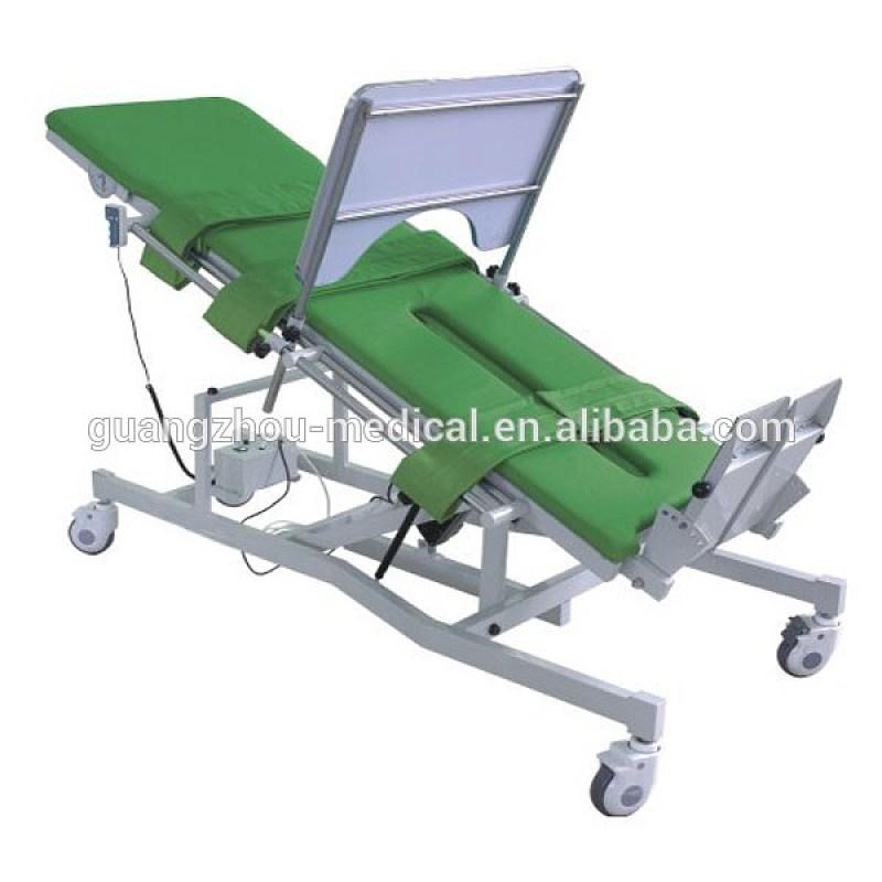 MCT-XYQ-1 Elektriese rekenaarbeheerde rehabilitasie kanteltafel