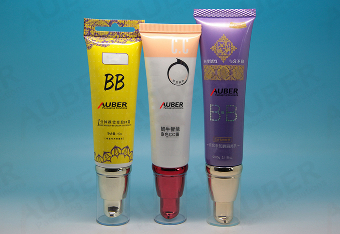 D30mm Airless Pump Packaging for Makeup Products